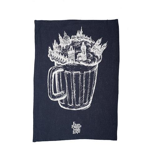 Kitchen towel linen
