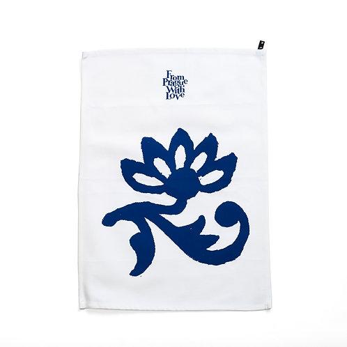 Cibulák tea towel