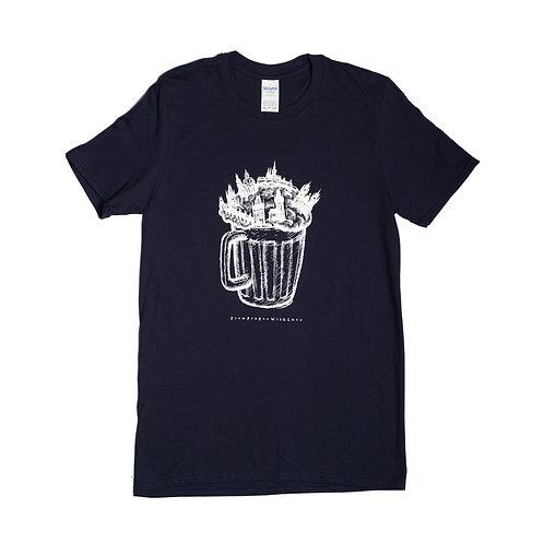 T - shirt man
