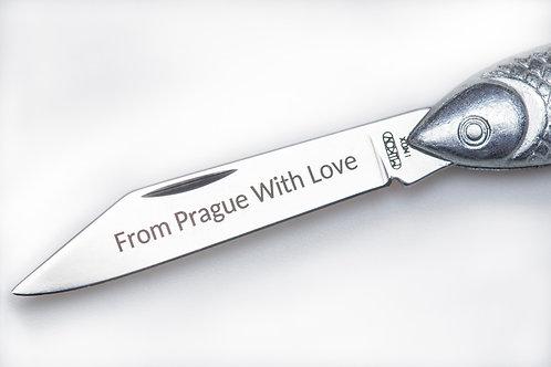 nožík Rybička - Fish knife