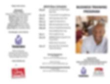 Business Training Course Brochure 2019 (