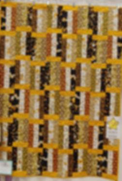 318 - Jeri McDowell - Rice Crispy Quilt.