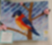 702 - Jeri McDowell - Springtime Bluebir