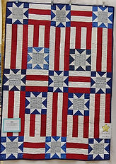 322 - Lisa Thompson - Stars and Bars #47