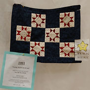 1001 - David Watson - Nine Patch Star.jp