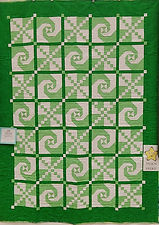339 - Carmella Wilson - Irish Chain Snai