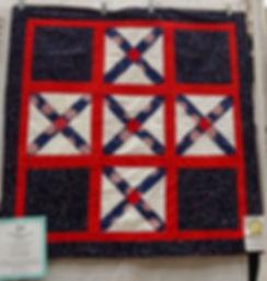 214 - David Watson - Pinwheel Table Topp