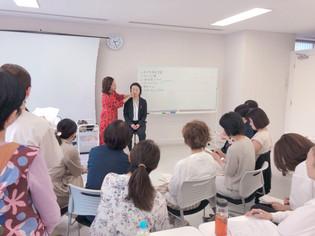 日本エステティック協会様の講習会に出演いたしました