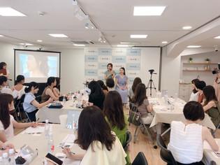 朝時間.jp主催 朝活イベントに出演致しました