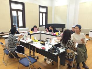 NHKカルチャー前橋教室にて、パーソナルメイクレッスン講座を行いました