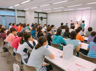 ONE TOKYO×asics ランニングイベントのスポーツメイク講座に出演いたしました