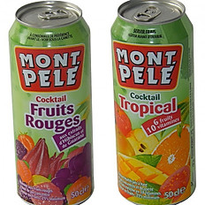 Mont-Pelé 50Cl Cocktail / Fruits rouges +1,50€