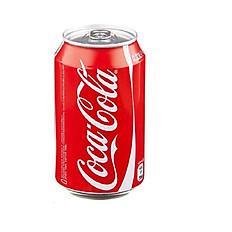 Coca Cola  33cl +1€