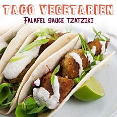 Tacos Végétarien Falafels