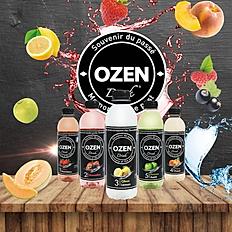 Ozen Grenadine/pomme/Citron/Pêche 33cl