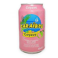 Caraïb Goyave 33cl +1€
