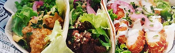 Nos Tacos Han Solo (hors menus)