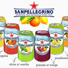 San Pellegrino 33Cl Orange Sanguine / Pamplemousse / Orange Grenade +1€
