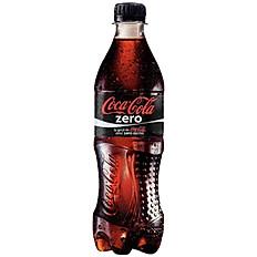 Coca Cola Zero  50cl + 1,50€