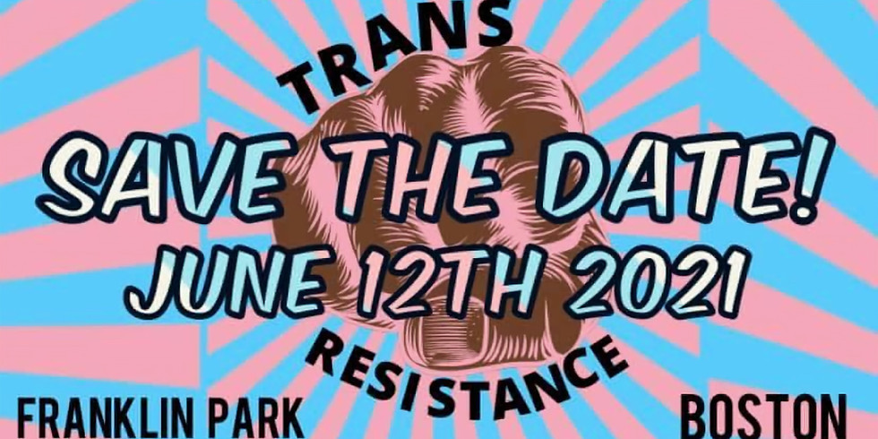 Trans Resistance March & Vigil