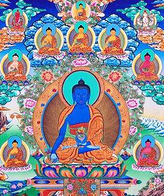 Tibetan Medicine Buddha - Tibetan Herbal Medicine in Madison WI - Wisconsin