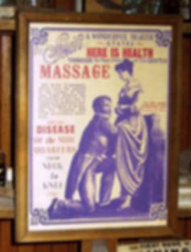 Dr Swift ladies massage