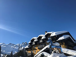 hotel cheval blanc courchevel physio ost