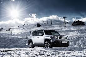 jeep in courchevel snow for my french physio osteopath in courchevel
