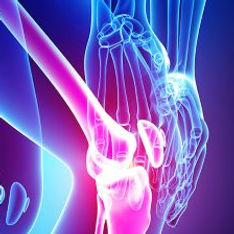 your osteopth in courchevel can help your knee