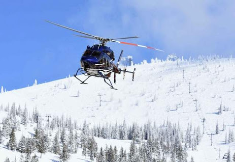 rescue by a physiotherapist in courchevel