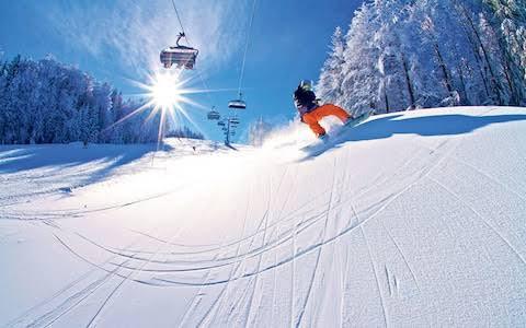 snowboard physio courchevel