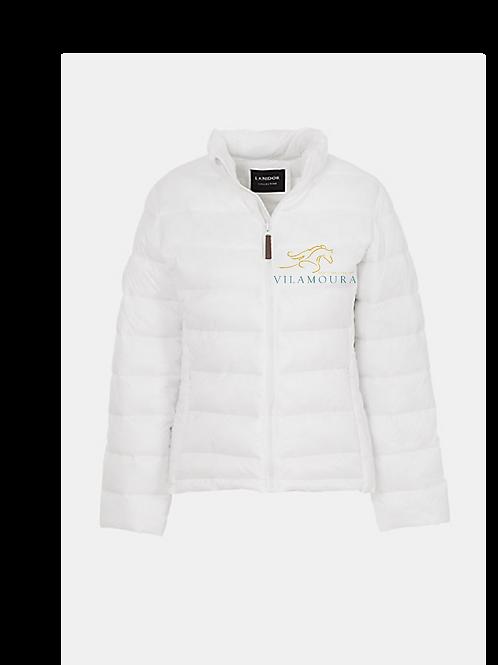 Elegance White Vilamoura Jacket