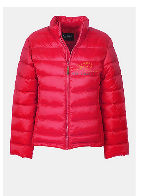 Red Vilamoura Jacket