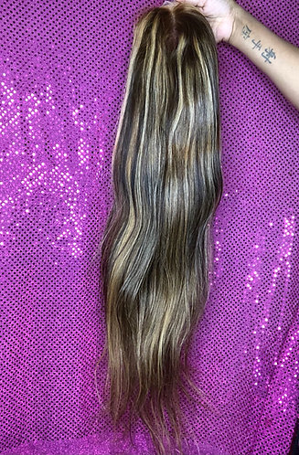 """24"""" Highlighted 5x5 HD LACE WIG"""
