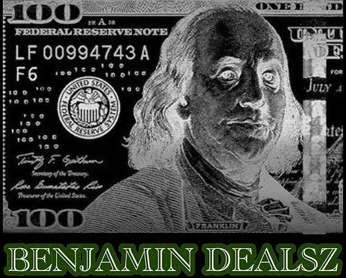 No MOQ Wholesale monthly membership w/Benjamin Dealsz