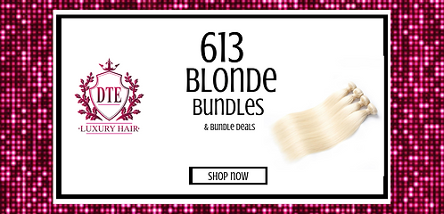 613 Blonde Single & Bundle Deals