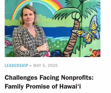 Interview with Hawaii Business Magazine