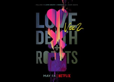 TV REVIEW | LOVE, DEATH & ROBOTS: VOL 2