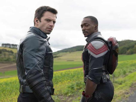 TV REVIEW | FALCON & THE WINTER SOLDIER: Ep 2