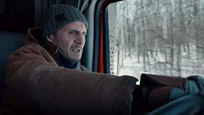 FILM REVIEW   THE ICE ROAD
