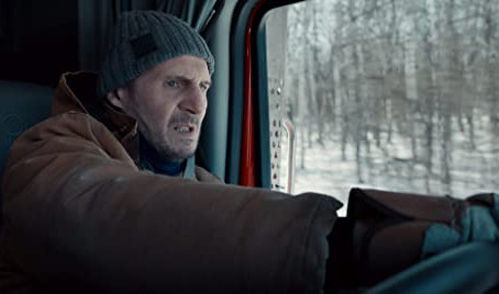 FILM REVIEW | THE ICE ROAD