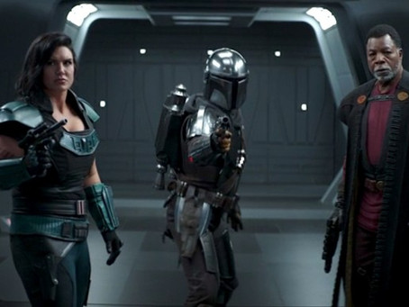 TV REVIEW   THE MANDALORIAN: CHAPTER 12