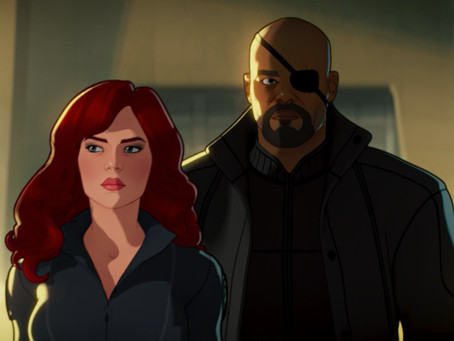 TV REVIEW   WHAT...IF?: EPISODE 3