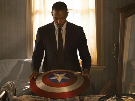 TV REVIEW | FALCON & THE WINTER SOLDIER: Ep 1