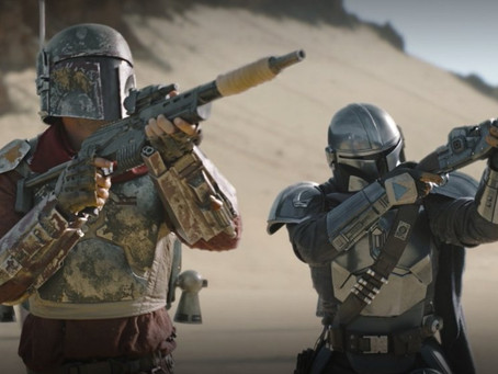 TV REVIEW   THE MANDALORIAN: CHAPTER 9