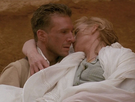 FILM REVIEW | THE ENGLISH PATIENT
