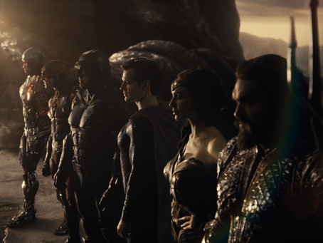 FILM REVIEW | ZACK SNYDERS JUSTICE LEAGUE