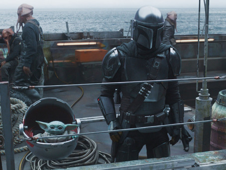 TV REVIEW   THE MANDALORIAN: CHAPTER 11