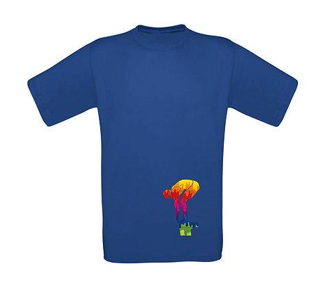 "Kinder T-Shirt ""RAINBOW SPRINGER"""