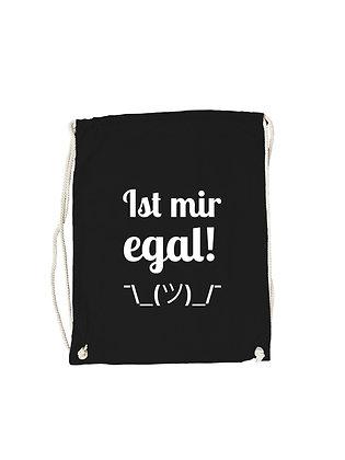 """Gymbag """"IST MIR EGAL"""""""